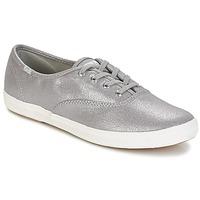 Zapatos Mujer Zapatillas bajas Keds CH METALLIC CANVAS Silver