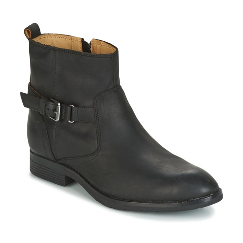 Zapatos casuales salvajes Zapatos especiales Sebago NASHOBA LOW BOOT WP Negro
