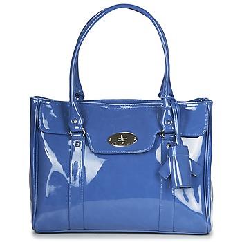 Bolsos Mujer Bolso para llevar al hombro Arthur & Aston QD1306-03 Azul