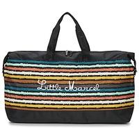 Bolsos Mujer Bolso de viaje Little Marcel NAVIGA Negro / Multicolor