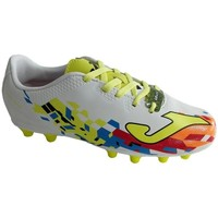 Zapatos Fútbol Joma PROPULSION JR 402 BLANCO MULTITACO Blanco