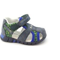 Zapatos Niños Sandalias Grunland GRU-E17-PP0179-BL Blu