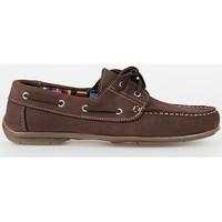 Zapatos Zapatos náuticos Bipedes 102C Marrón