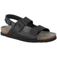 Zapatos Hombre Sandalias Mephisto NARDO Negro