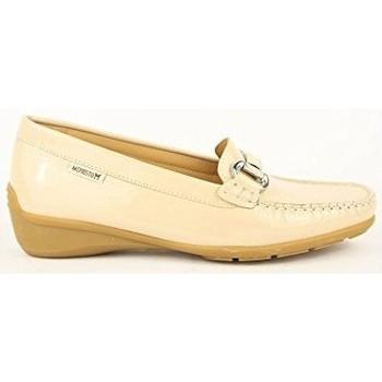 Zapatos Mujer Mocasín Mephisto NATALA Beige