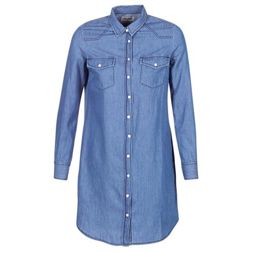 Yurban IHEBELLA Azul - Envío gratis | ! - textil vestidos cortos Mujer