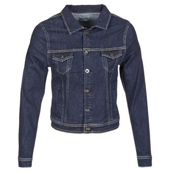 textil Mujer chaquetas denim Yurban IHELEFI Azul / Medium
