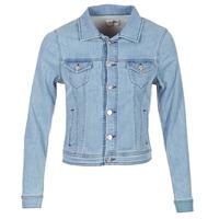 textil Mujer chaquetas denim Yurban IHELEFI Azul / Claro