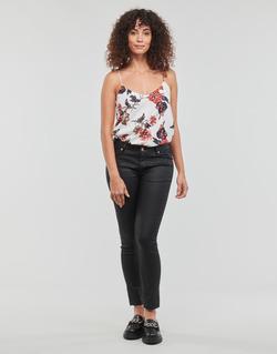 textil Mujer Pantalones con 5 bolsillos Moony Mood HENDUI Negro