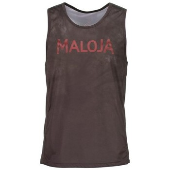 textil camisetas sin mangas Maloja KarlsteinM. Top charcoal Gris