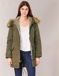textil Mujer parkas Betty London HARI Kaki