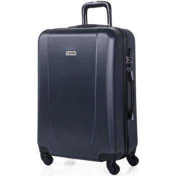 Bolsos Valise Rigide Itaca TROLLEY ABS BICOLOR Antracita