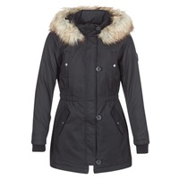 textil Mujer parkas Only IRIS Negro