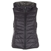 textil Mujer plumas Only TAHOE Negro
