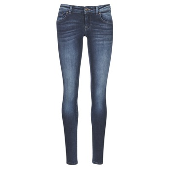 textil Mujer vaqueros slim Only DYLAN Azul