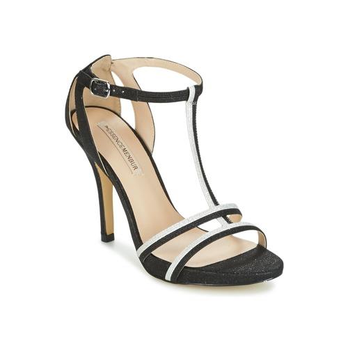 Zapatos Mujer Sandalias Menbur LOJA Negro