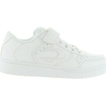 Zapatos Niños Zapatillas bajas John Smith VILAC K 17V Blanco