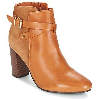 Zapatos Mujer Botines Bocage ERWAN Cognac