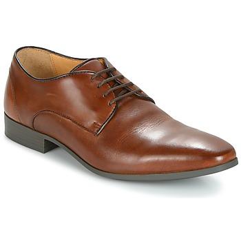 Zapatos Hombre Derbie Bocage MERCI COGNAC