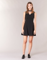 textil Mujer vestidos cortos Moony Mood GUDU Negro
