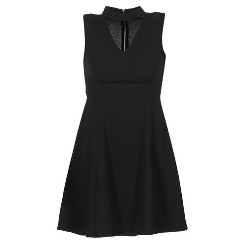 Textil Moony Mood Cortos Negro Vestidos Mujer Gudu eHI9YbDWE2