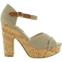 Zapatos Mujer Sandalias Refresh 63254 Marrón