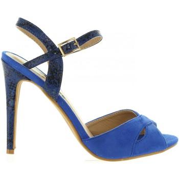 Zapatos Mujer Zapatos de tacón Refresh 63496 Azul