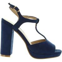 Zapatos Mujer Sandalias Refresh 63587 Azul