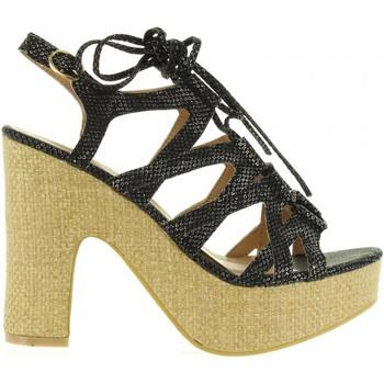 Zapatos Mujer Sandalias Refresh 63507 Negro
