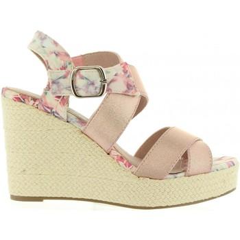 Zapatos Mujer Sandalias Refresh 63299 Beige