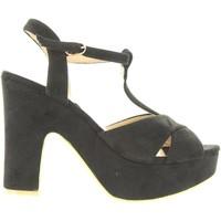 Zapatos Mujer Sandalias Refresh 63603 Negro