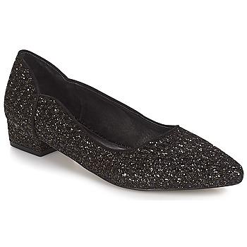 Zapatos Mujer Bailarinas-manoletinas Ravel  Negro