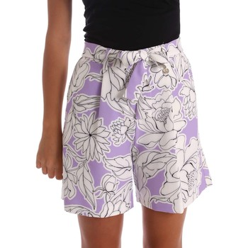 Short Y Not? 17PEY003 Shorts Mujeres Viola