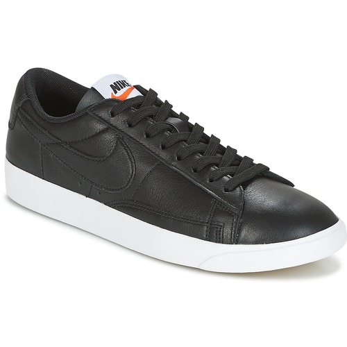 size 40 1a6a9 1924d Zapatos Mujer Zapatillas bajas Nike BLAZER LOW LEATHER W Negro