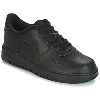 Zapatos Niños Zapatillas bajas Nike AIR FORCE 1 CADET Negro