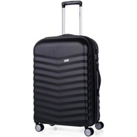 Bolsos Valise Rigide Jaslen TROLLEY MEDIANO ABS BALTIMORE Negro