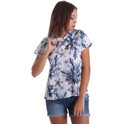 textil Mujer Tops / Blusas Y Not? 17PEY101 Blusa Mujeres Azul Azul