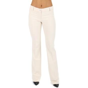 textil Mujer pantalones chinos Kocca Pantalones Phaic Beige