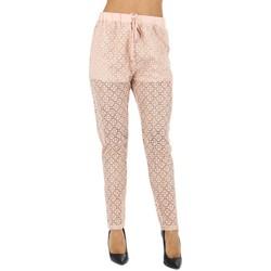 textil Mujer pantalones chinos Kocca Pantalones CHUCO Rosa