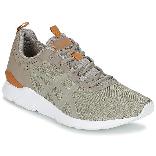 Zapatos especiales para hombres y mujeres Asics GEL-LYTE RUNNER Gris / Camel
