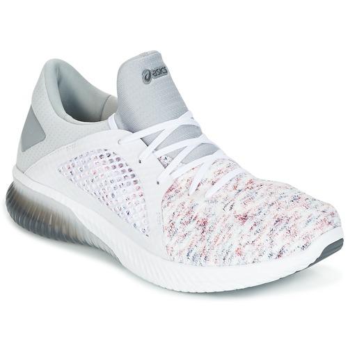 Zapatos especiales para hombres y mujeres Asics KENUN KNIT Blanco