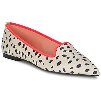 Zapatos Mujer Bailarinas-manoletinas Pretty Ballerinas MEIJI Crudo