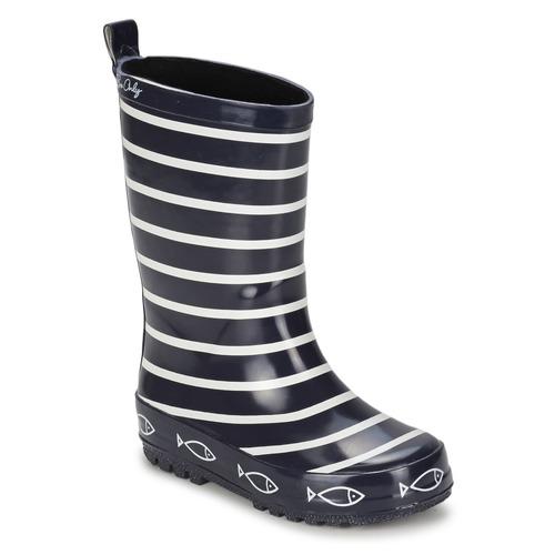 Zapatos Niños Botas de agua Be Only TIMOUSS Marino