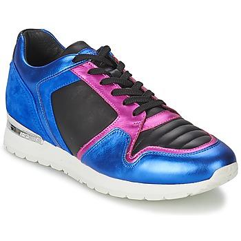 Zapatos Mujer Zapatillas bajas Bikkembergs KATE 420 Azul / Fucsia