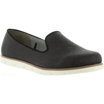 Zapatos Mujer Mocasín Top Way B733941-B7200 Negro