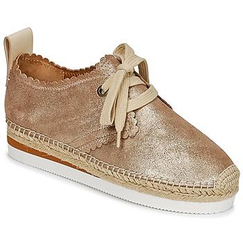 Zapatos Mujer Alpargatas See by Chloé SB30222 Oro