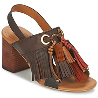 Zapatos Mujer Sandalias See by Chloé SB30102 Marrón