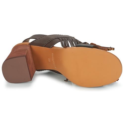 Chloé Mujer Sandalias Zapatos By See Sb30102 Marrón LVzMqSpGU