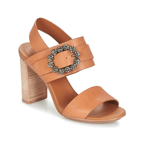 Zapatos Mujer Sandalias See by Chloé SB30123 Camel