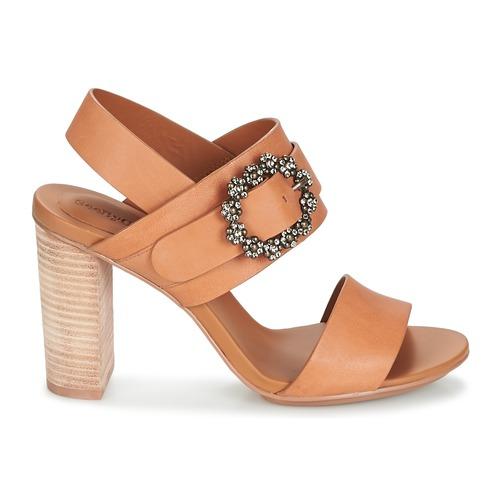 Cómodo y bien parecido Zapatos especiales See by Chloé SB30123 Camel